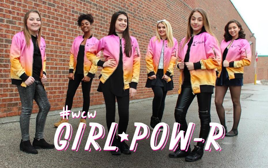 Girl Pow-R