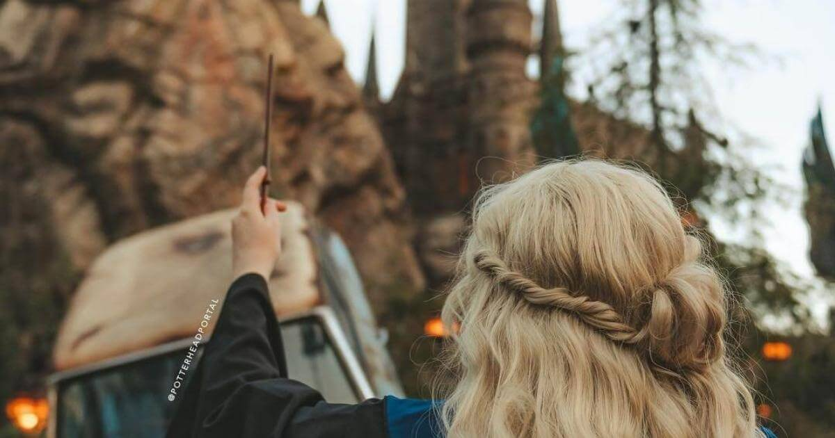instagram captions for the wizarding world or harry potter