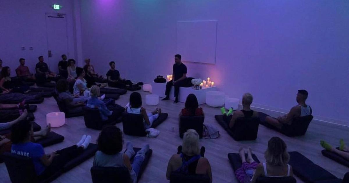 What Happened When I Took an April Pfender Meditation Class