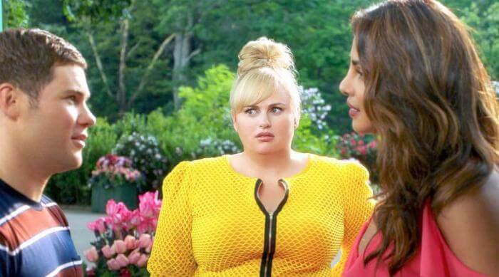 Isn't It Romantic: Rebel Wilson in yellow dress