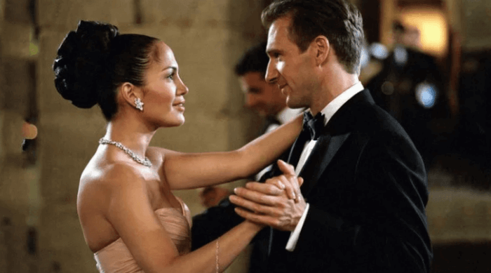 maid in manhattan - ball scene