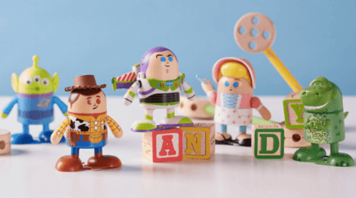 disney shufflerz toy story collection