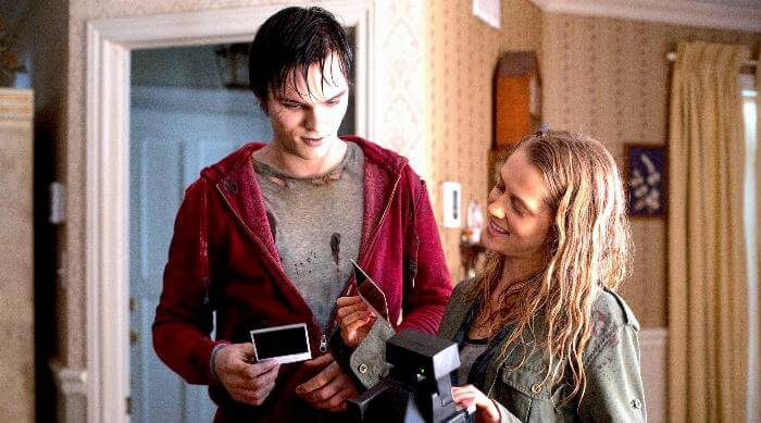 Warm Bodies: Nicholas Hoult and Teresa Palmer