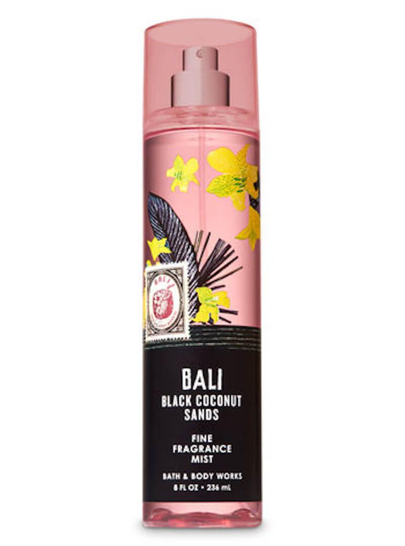 Black Coconut Sands Fine Fragrance Mist