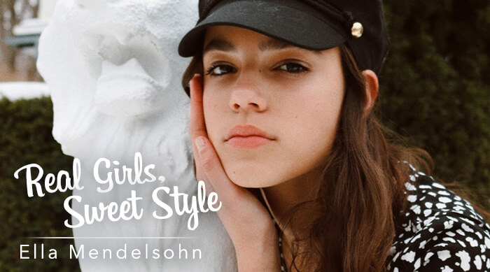 Real Girls Sweet Style Ella Mendelsohn