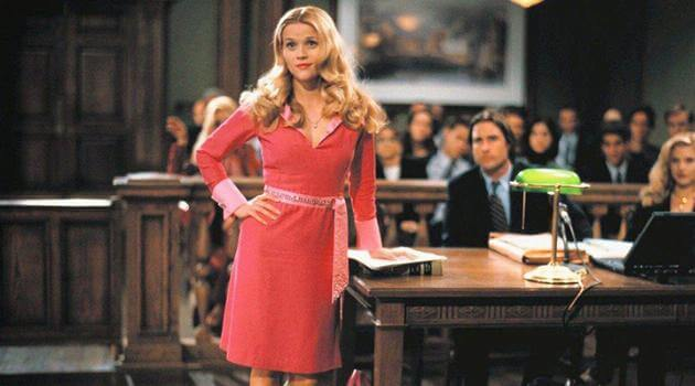 legally blonde - elle woods in court