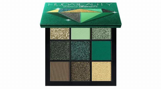 Hude Beauty Emerald Obsessions