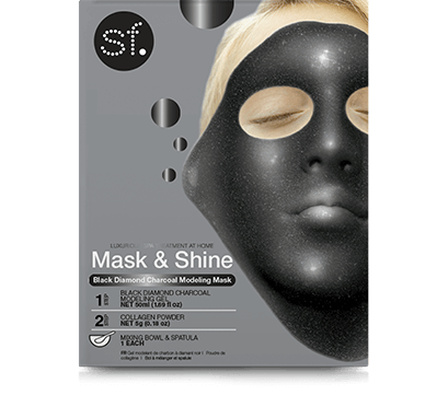 Skin Forum Black Mask