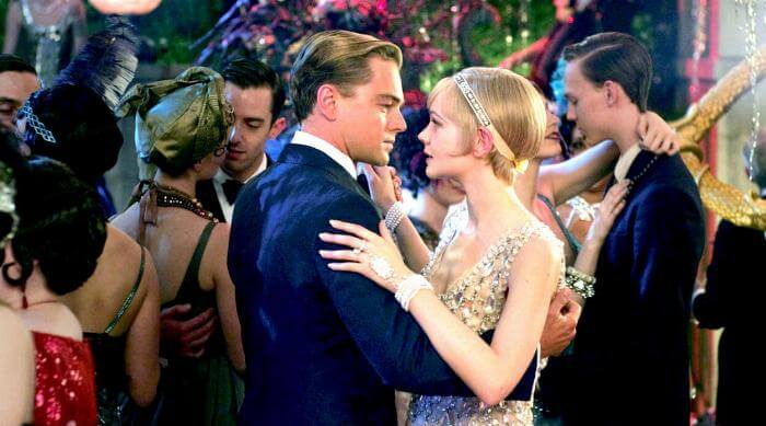 The Great Gatsby 2013 - Jay Gatsby and Daisy Dancing