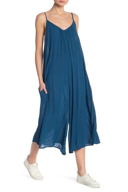 Love Stitch blue jumpsuit