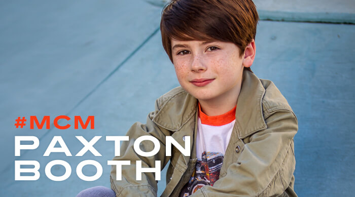 Paxton Booth