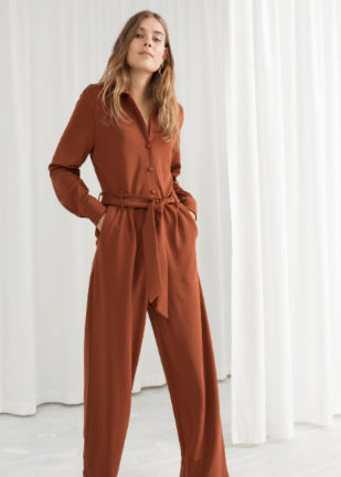 And Other Stories Jumpsuit