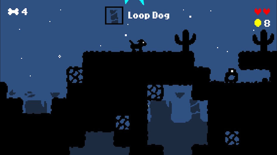 Dig Dog: Loop Dog achievement