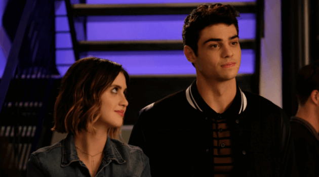 THE PERFECT DATE - LAURA MARANO AND NOAH CENTINEO