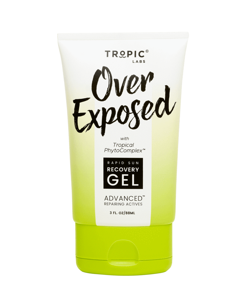 Tropic Labs Overexposed Sun Gel
