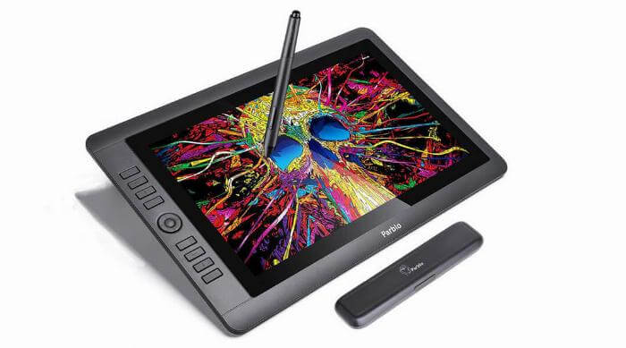 Parblo Coast16 drawing tablet