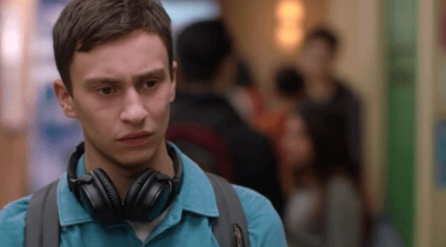 ATYPICAL - SAM WITH HEADPHONES