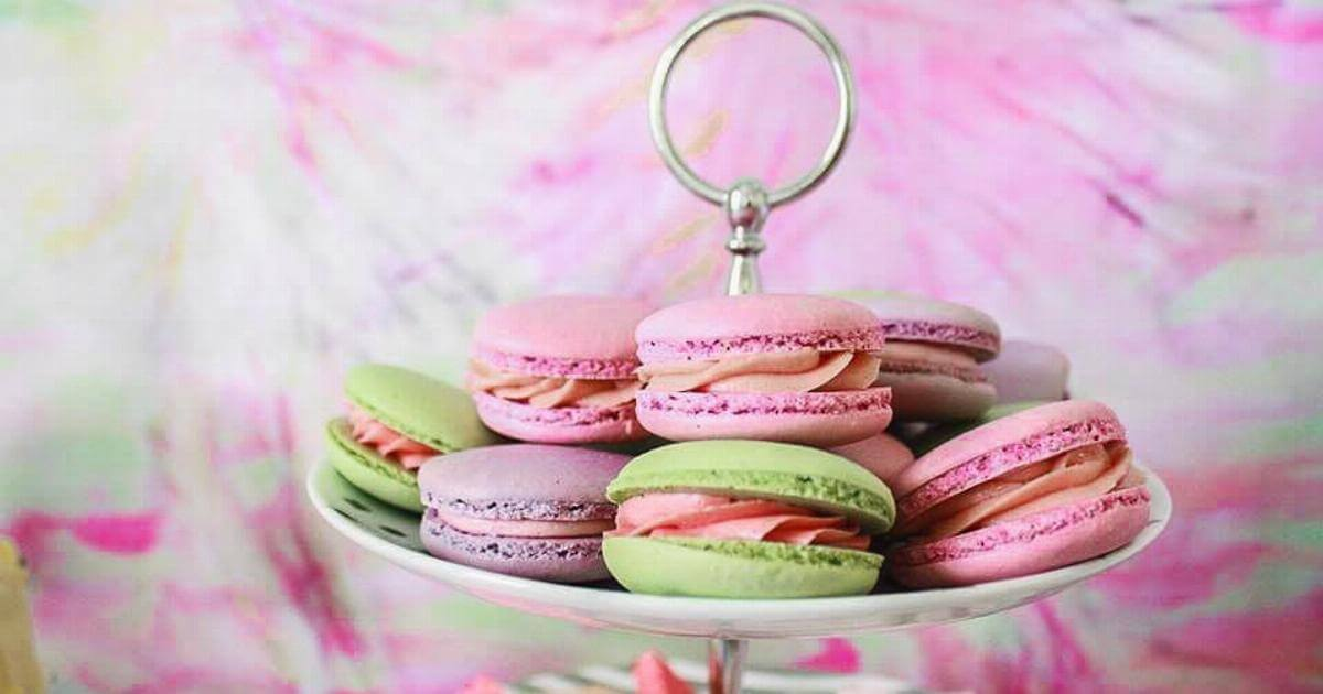 quotes to use as insta captions for all your macaron photos