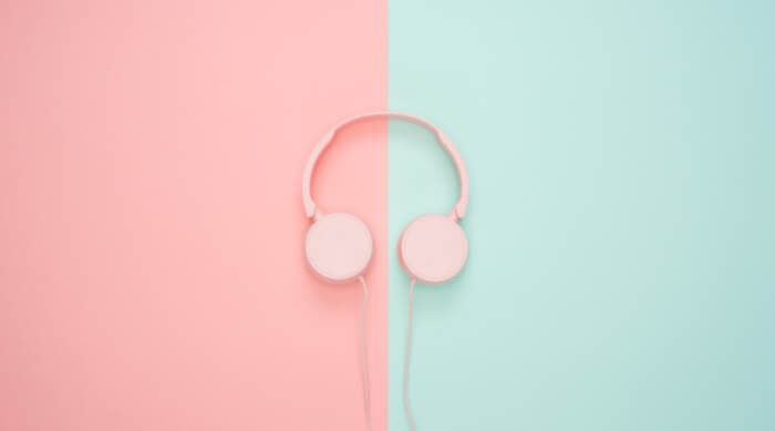 pair of headphones