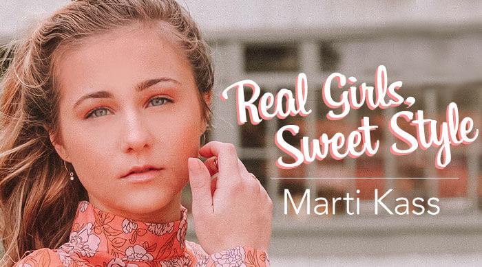 Marti Kass Real Girls Sweet Style Marti Kass