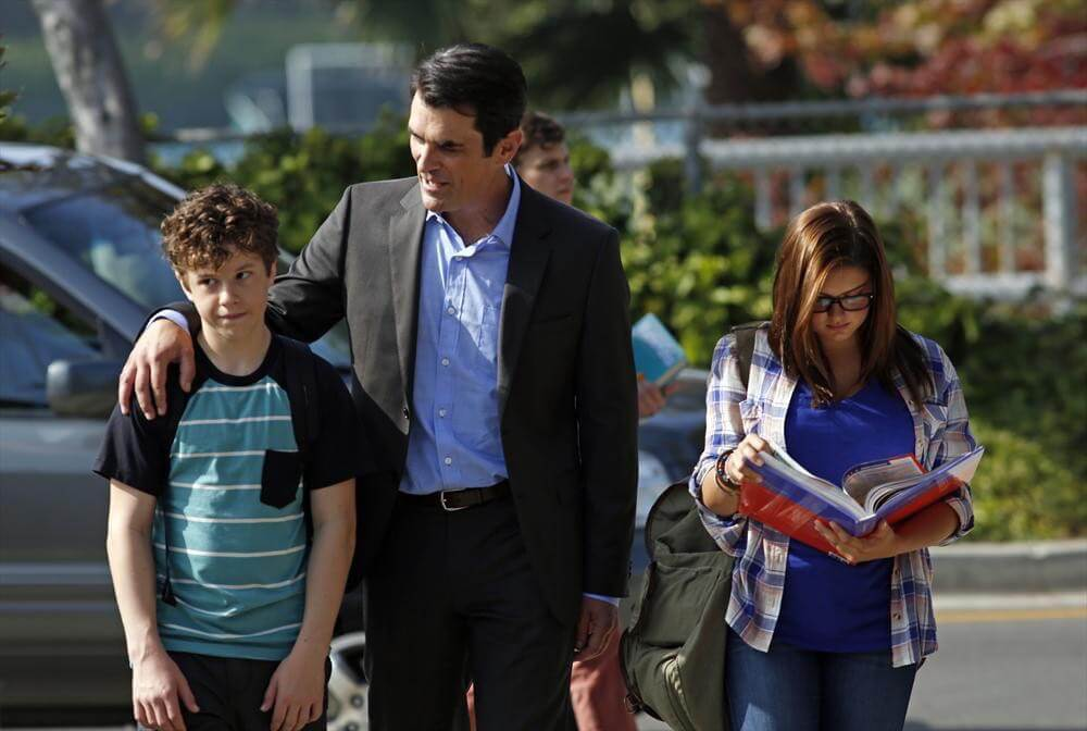 Phil Dunphy on Modern Family