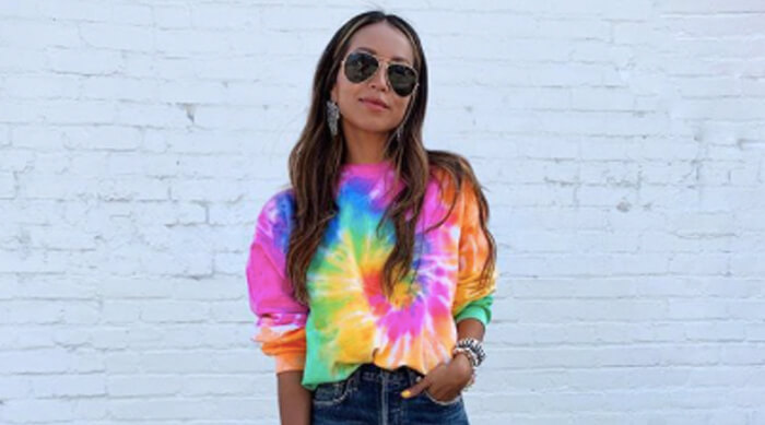 Sincerely jules Tie Dye