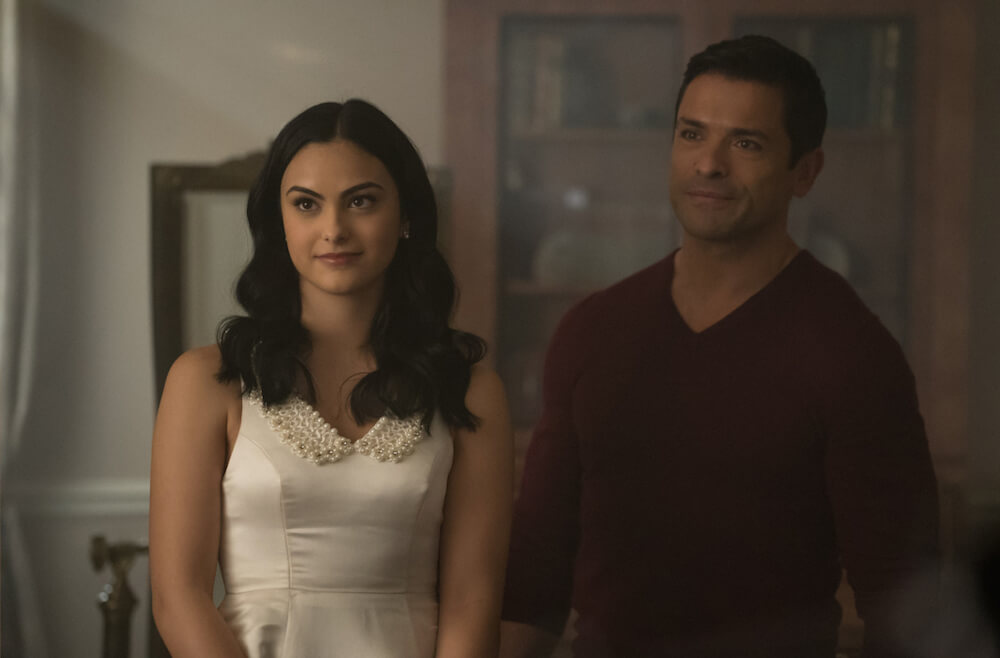 Veronica and Hiram Lodge