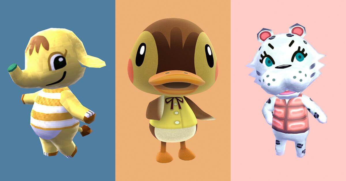 Animal Crossing Species You'd Be Based on Your Zodiac Sign