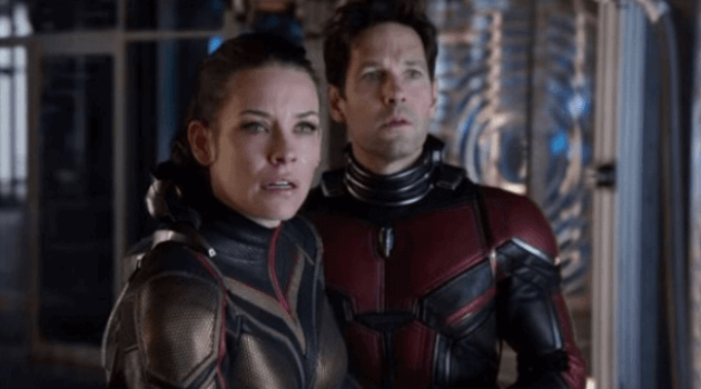 ANT-MAN AND THE WASP - HOPE PYM AND SCOTT LANG