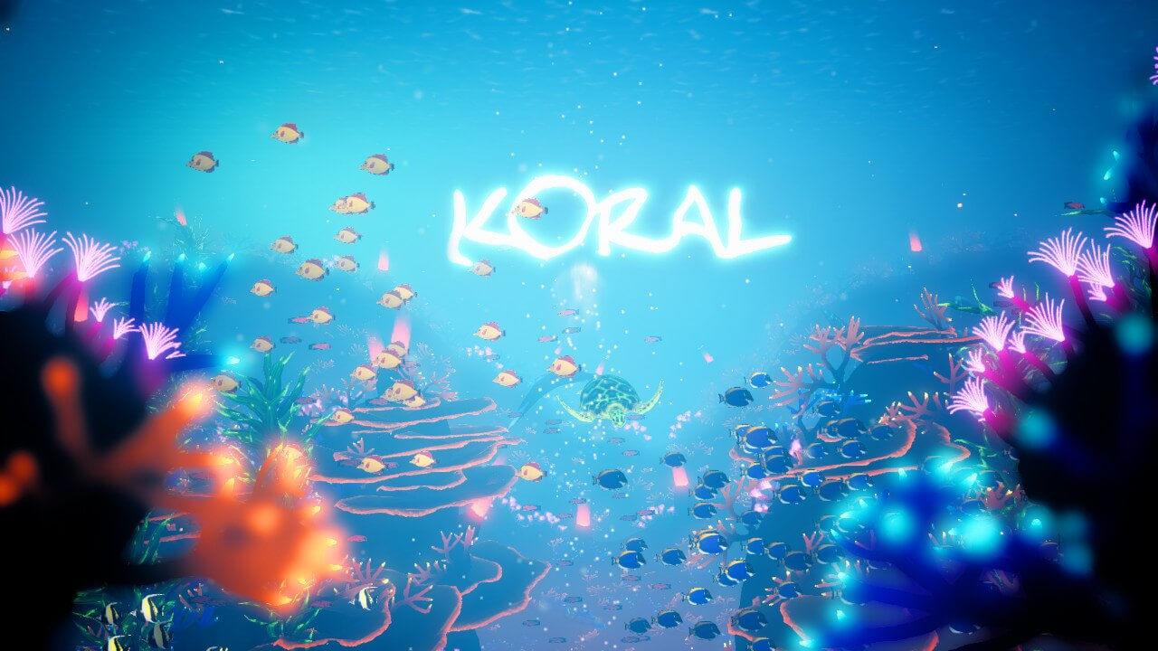 koral-title-screen
