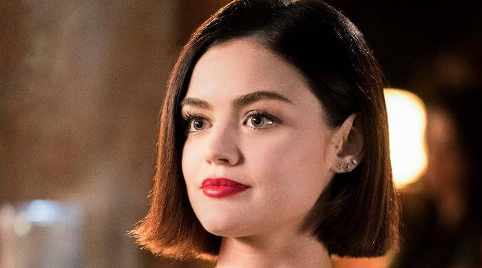 Lucy Hale in Life Sentence