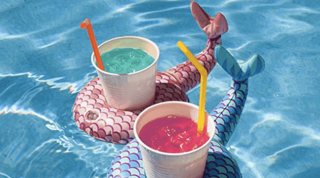 MERMAID DRINK FLOAT