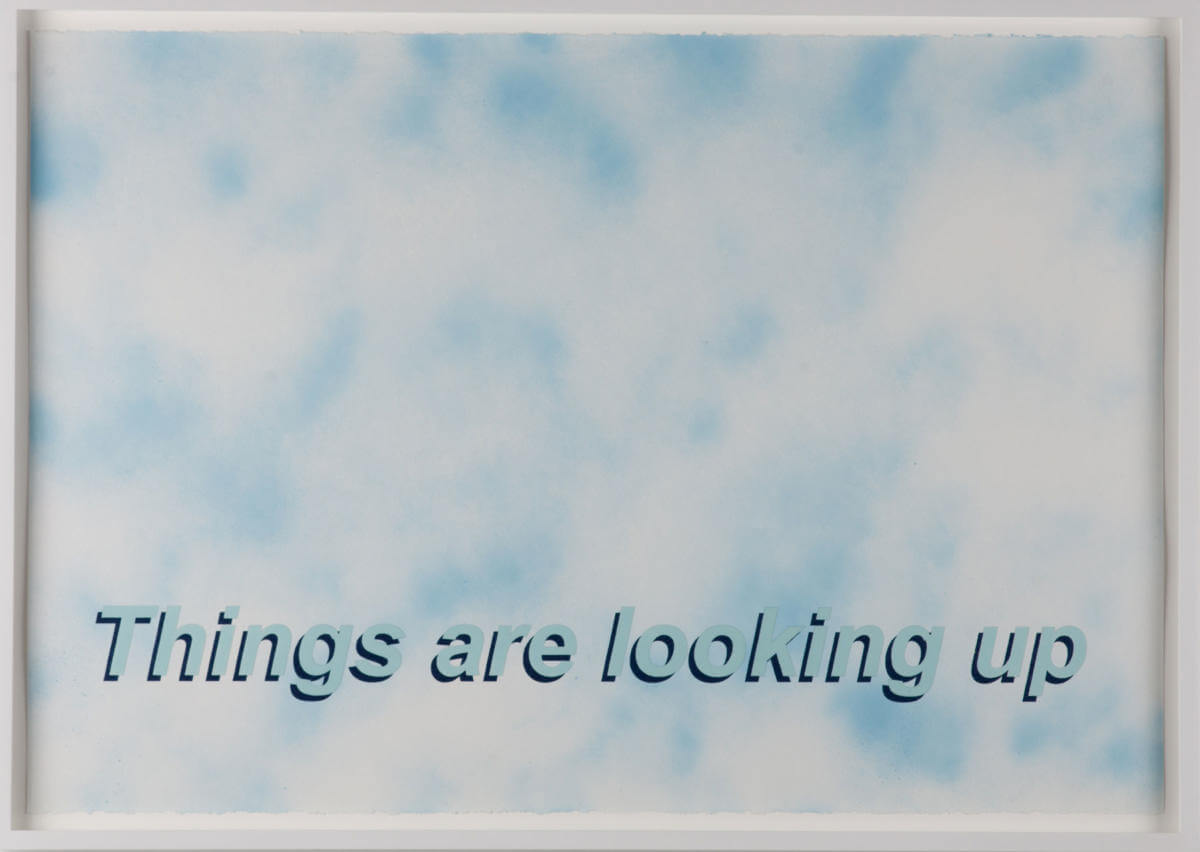 We Rise: Things Are Looking Up art by Paul Rusconi