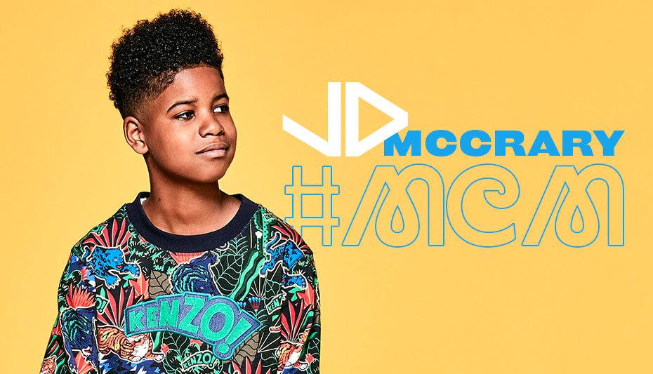 JD McCrary