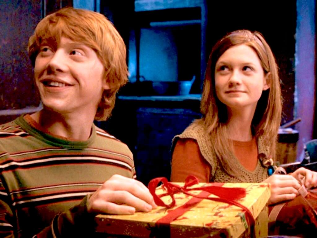 harry-potter-and-the-order-of-the-phoenix-ron-ginny-christmas