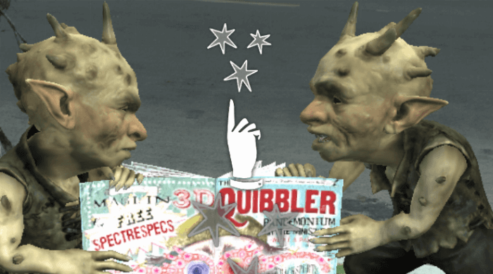 Harry Potter: Wizards Unite - Fighting over Quibbler magazine