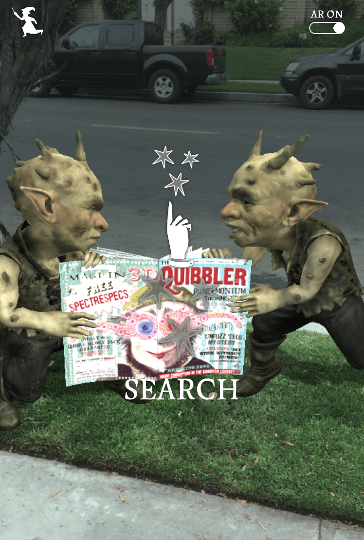 Harry Potter: Wizards Unite - Fighting over Quibbler magazine