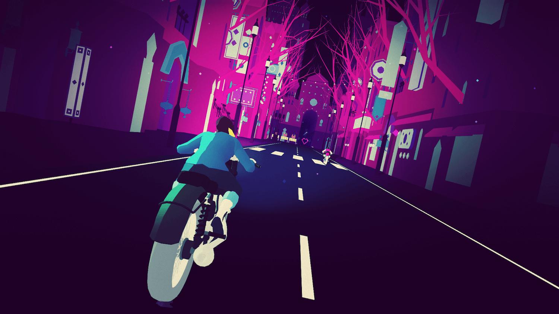 sayonara-wild-hearts-motorcycle-chase