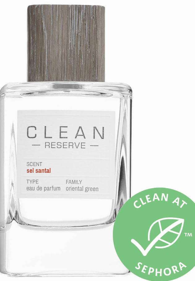 clean reserve perfume bottle