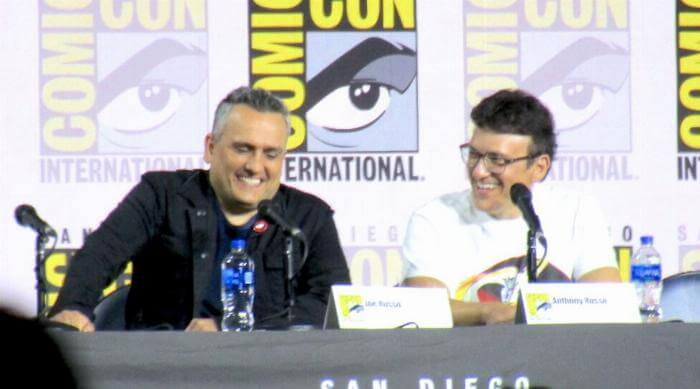 San Diego Comic-Con 2019: Joe and Anthony Russo Marvel panel