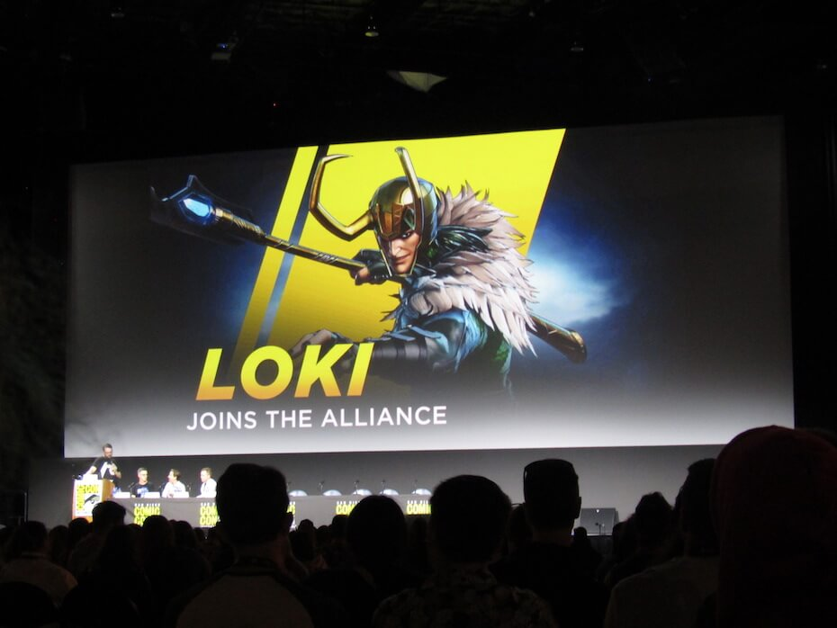 Marvel Ultimate Alliance 3 Comic Con New Things We Learned