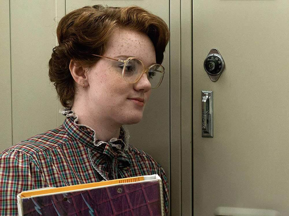 Barb Holland in Stranger Things