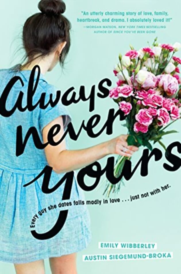 always never yours book