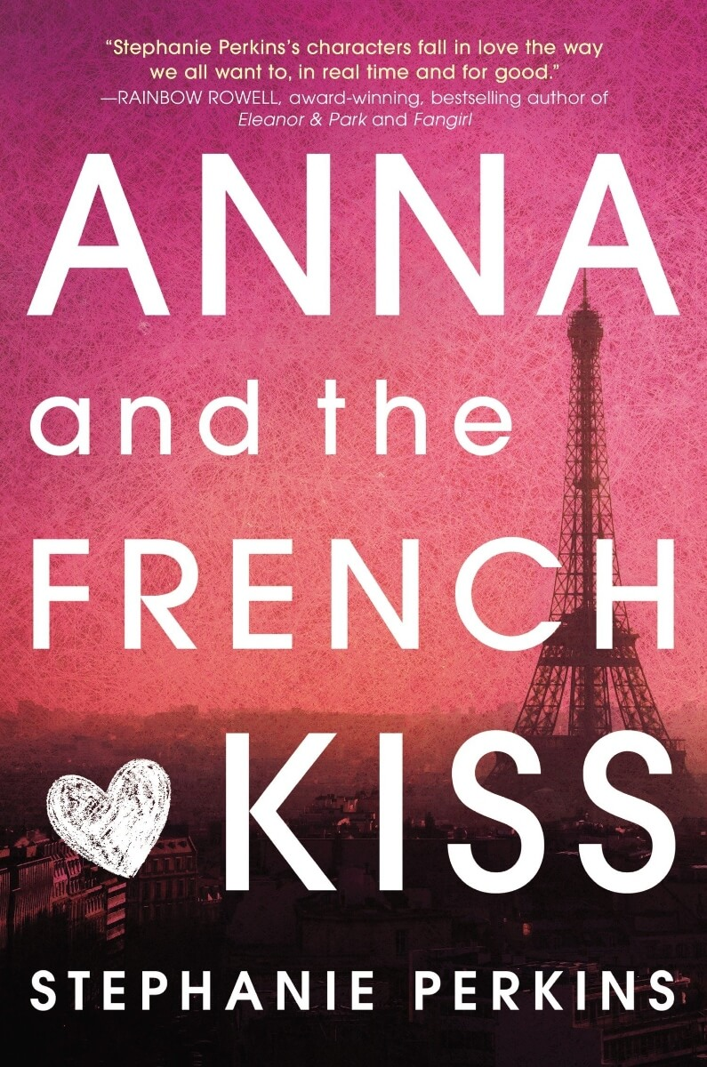 anna and the french kiss book