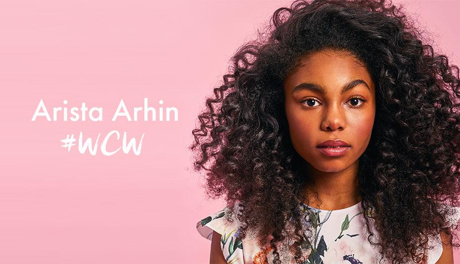 Arista Arhin Woman Crush Wednesday