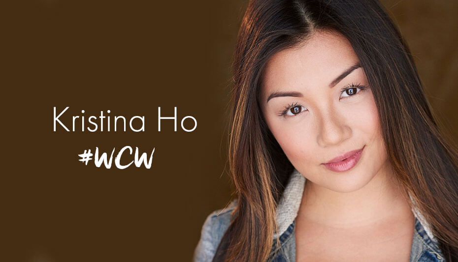 Kristina Ho Woman Crush Wednesday