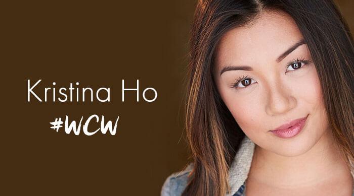 Kristina Ho Woman Crush Wednesday