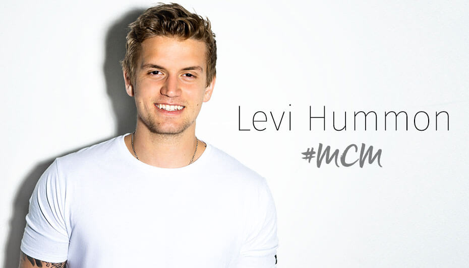 Levi Hummon Man Crush Monday
