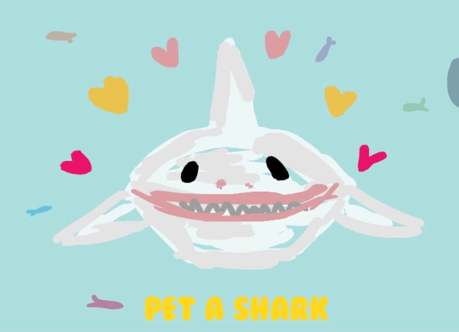 marina-diez-pet-a-shark-game-080519