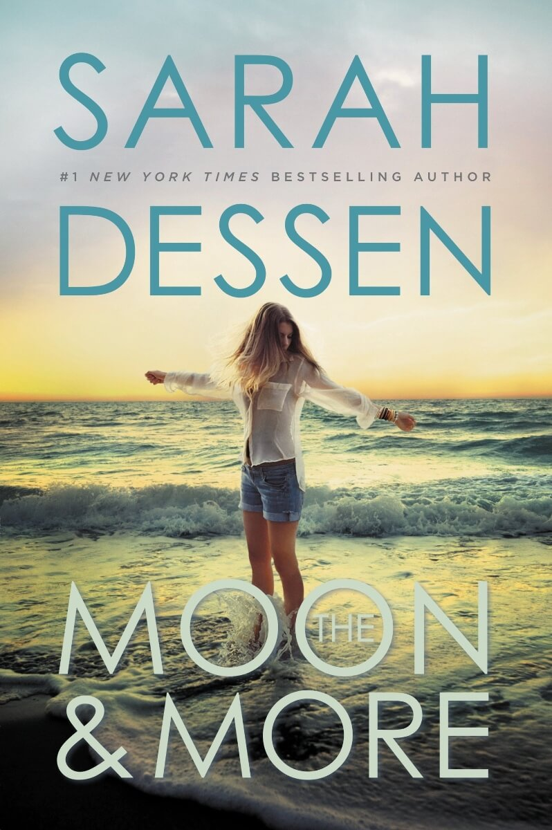 moon and more book